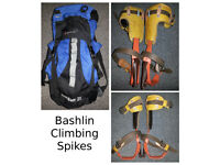 Bashlin Climbing Spikes