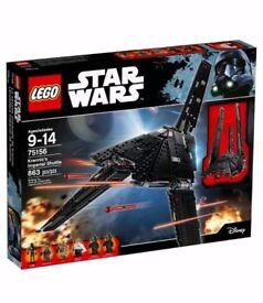 Lego star wars krennics shuttle