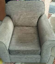 John Lewis arm chair