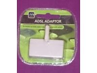 Way less than the market price - A brand new, sealed Masterplug ADSL Adapter