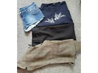 Job lot women's clothes size 16