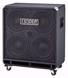 Fender Rumble 4X10 Bass Cab