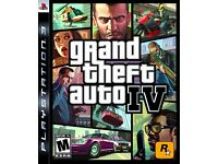 Grand Theft Auto 4 Playstation 3 *Good Condition* FREE DELIVERY