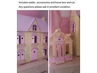 Dolls House Elc excellent condition