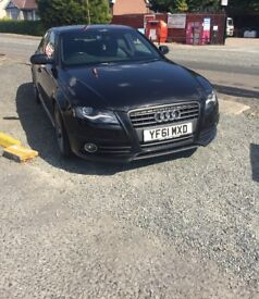 Audi A4 Sline for sale