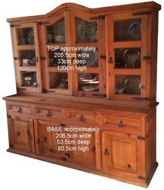 Solid Wood Dresser / Sideboard