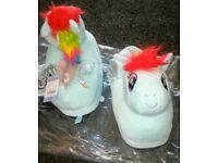my little pony slippers