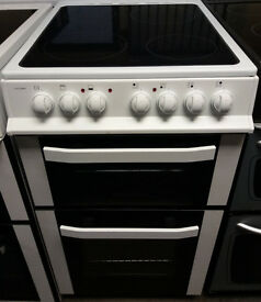 £150 Nordmende 50cm Ceramic Top Cooker - 6 Months Warranty