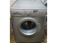 Stainless steel, 7kg, A+ Rated SIEMENS W/M --Perfect Working condition!!!