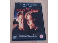 The Devil's Own (1997) DVD