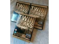 Twin Peaks DVD Box Set. Complete collection in perfect condition.