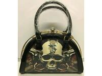 Halloween And Fashionable skull handbag
