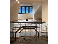 Professional builders - New build, Loft conversion, Extension and many others.