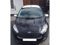 FORD FIESTA ~ BLACK AND WHITE EDITION ~ 1.25L