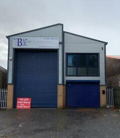 Industrial Unit on Ferndown Ind Estate