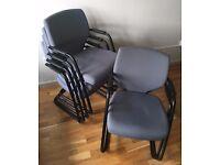 6 x Meeting Room Chairs