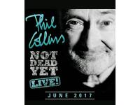 Phil Collins Tickets X 2 Hyde Park Friday 30th June
