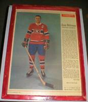 Montreal Canadiens great - Jean Beliveau