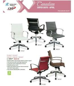 April Chair Sales! Office - Task - Guest - Stacking