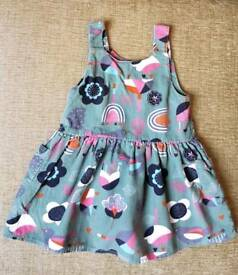 M&S baby girl dress 12 -18 months