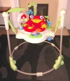 Fisher Price Rainforest Jumparoo in Great Condition