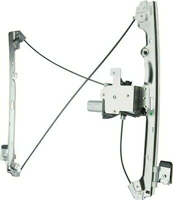 Front Power Window Regulator w/ Motor / Driver Side For 99-06 Chevy GMC Cadillac