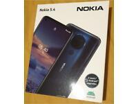 SIM Free Nokia 5.4 64GB Mobile Phone.