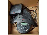 Polycom Soundstation 2W Wireless Conference Unit (needs repair)