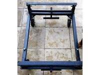 Slate pool table trolley jack priced to sell