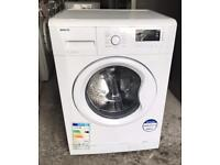 7kg A++ BEKO WM74155W Digital Fully Working Washing Machine with 4 Month Warranty