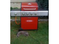 Outback 4 burner grill