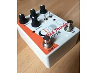 Red Panda Delay Pitch Shifter Guitar FX Pedal