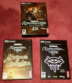 Neverwinter Nights Deluxe Edition PC Game