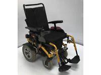 KYMCO K ACTIVE WITH KERB CRAWLER electric wheelchair