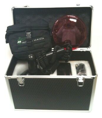 Hid Lamp Lamping Package Kit Hunting Light Battery Pack Foxing Filter 35w