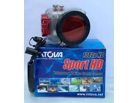 Intova 1080 HD Sport HD Camera Mark 2 Diving