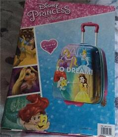 Kids Disney princess hard suitcase