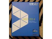 MINIX-NEO-Z83-4 Fanless Mini PC