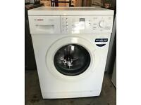 NEW MODEL BOSCH CLASSIXX 6 1200 EXPRESS WASHING MACHINE 3 MONTH WARRANTY, FREE INSTALLATION