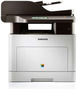 BTAND NEW MULTIFUNCTIONAL COLOR PRINTER SAMSUNG CLX-6260FW WITH 24 PPM PRINITNG SPEED FOR AN AMZING PRICE OF JUST $599.