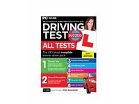 Best Driving Test - 2017 EDITION NUMBER 1 in the UK with URDU ,PUNJABI or ARABIC voiceover! DVD-ROM!