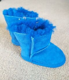 Never worn Baby UGG boots