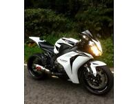 Beautiful 2008 Honda fireblade