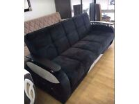 Brand new - ComfyTO SIT , Large 3 SEATER TURKISH SOFA BED + STORAG... Options + 2 x cushions