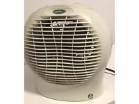 Challenge electronic heater/ fan