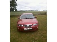 Rover 75 Diesel Automatic 136bhp 2005