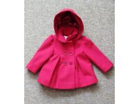 Toddler coat 12-18 months