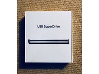 Apple USB SuperDrive BRAND NEW & SEALED
