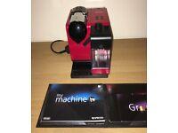 Delonghi Lattissima+ EN 520 Automatic Nespresso Coffee Machine