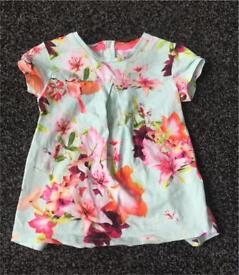 Girls ted baker top 4-5 years